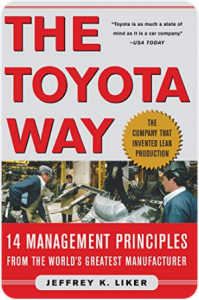 The Toyota Way Handbook