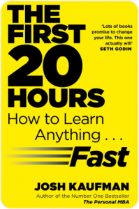 The First 20 Hours (how to learn anything fast)