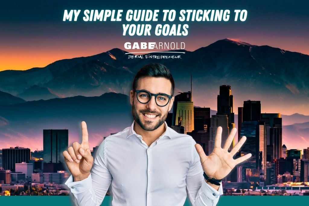 73066- 6 Golden Rules for Achieving Your Goals