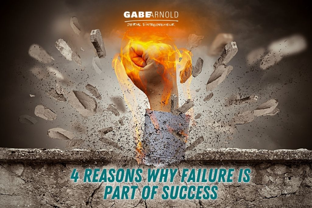 Why You Have to Fail to Succeed